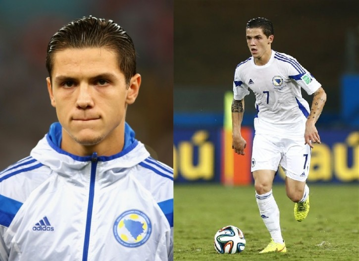 Agentz - Besic, Muhamed - Bosnië - Middenvelder - Everton FC #17 - 22 (5)